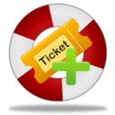 Create Ticket icon