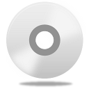 disc, cd icon