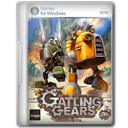 Gatling, Gears icon