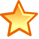 star, favorite, bookmark icon