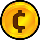 finance, coin, dollar, financial, currency, payment, cent icon