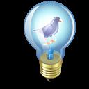 Alt, Idea, Twitter icon