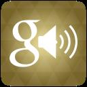 Google, Search, Voice icon
