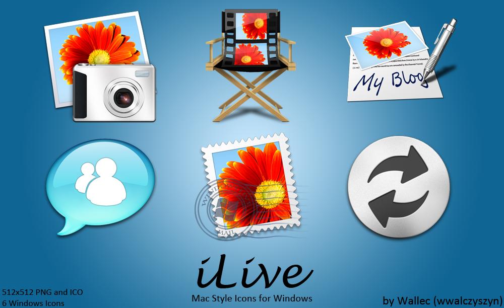 ilive icon