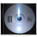 Disc, Mini icon