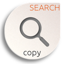 search copy saved icon