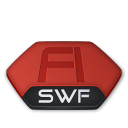 Adobe flash swf v2 icon
