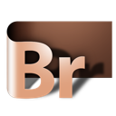 Adobe, Bridge icon