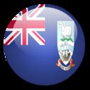 Falkland Islands flag icon