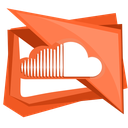 social, cloud, soundcloud, sound, music icon