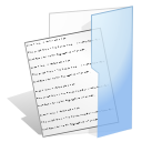 paper, file, document, folder icon