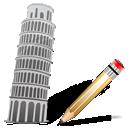 torredepisa, edit, writing, write icon