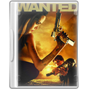 Case, Dvd, Wanted icon
