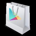 Google, Play icon