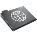 grey, network icon