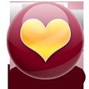 heart, love, favorite icon