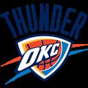 City, Oklahoma, Thunder icon