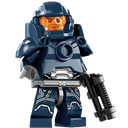 Lego, Trooper icon
