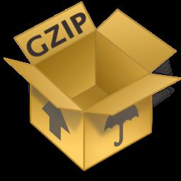 gzip, archive icon