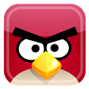 Angry, Bird, Red icon