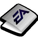 EA Games Blue icon