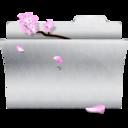 folder,white icon