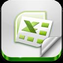 File, Xls icon