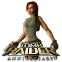tomb,raider,anniversary icon