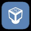 metroui,virtualbox icon