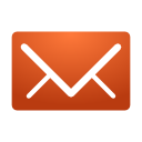 new, red, messages icon