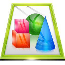 paper, image, photo, pic, picture, file, document icon