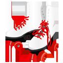 50s, 1950s, roller skates, retro, rollerskates icon