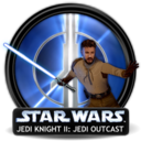 Star Wars Jedi Knight 2 Jedi Outcast 1 icon