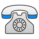 phone, old icon