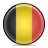 flag, belgium icon