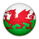 wales, of, flag icon