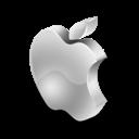 Mac, White icon