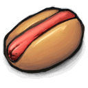 hot,dog icon