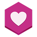 site, dating icon