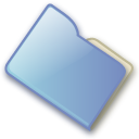 Folder closed icon