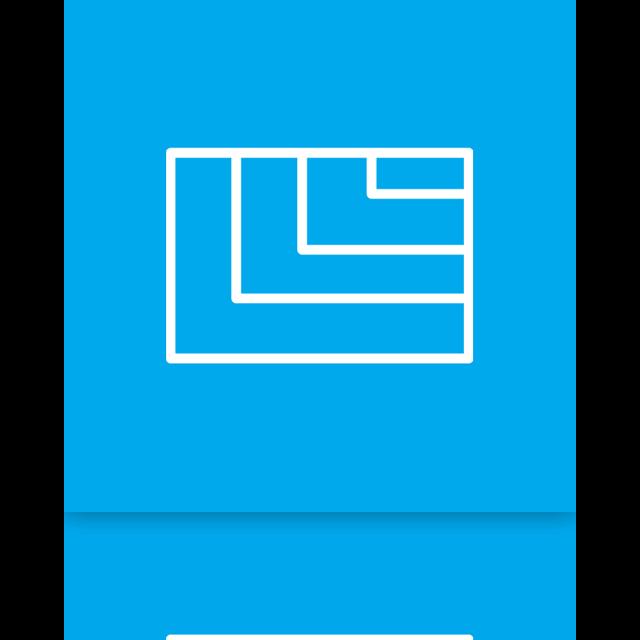 screen, mirror, resolution icon