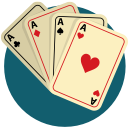 game, play, poker, cards, gamble icon