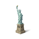 Liberty, Tourism icon