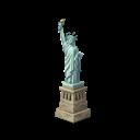 tourism, liberty icon