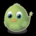 invisible, bird icon