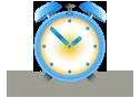 Clock, Time, Wait icon