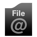 file, document, paper icon