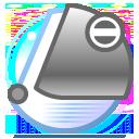aquanoid,imac,graphite icon