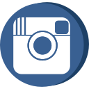 media, camera, social, instagram, photo, network, picture icon