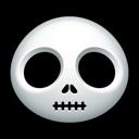 halloween, skull, skellington icon